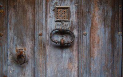 A Door Hanger Changed My Life