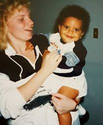 Life as a White Mom of a Black Child